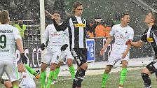 Borussia Mönchengladbach - Werder Bremen (2:2)
