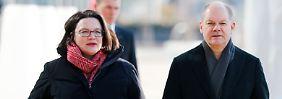 Ja zur GroKo: Die SPD kommt mit Bewährung davon
