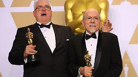 Auch bei den Oscars schnitten sie gut ab.