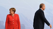 Ernüchternde Umfrage für Erdogan: Deutschtürken bevorzugen Merkel