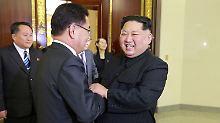 Gipfel mit Süden vereinbart: Nordkorea will angeblich Atomtests aussetzen