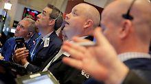 Auf und ab ohne Auslöser: Wall Street fährt Achterbahn
