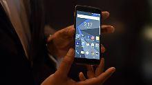Patentverletzung beim Messaging?: Blackberry reicht Klage gegen Facebook ein