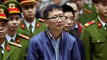 Vietnamese in Berlin gekidnappt: Bundesanwälte klagen Entführungshelfer an