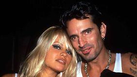 Tommy Lee und Pamela Anderson konnten lange weder mit- noch ohneeinander.