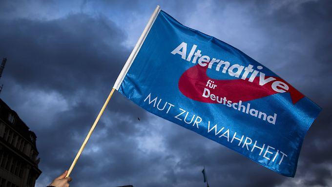 """""""Ich hätte das nicht so gemacht"""", sagt Berlins AfD-Sprecher Ronald Gläser zum gelöschten Umfrageergebnis."""