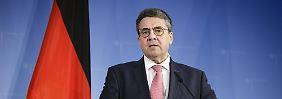 SPD sortiert Ex-Chef aus: Gabriel: Werde neuer Regierung nicht angehören