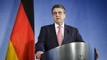 SPD sortiert Ex-Chef aus: Gabriel gehört neuer Regierung nicht an
