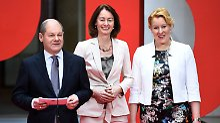 Der Tag: Offiziell: Das sind die SPD-Minister und der Vizekanzler