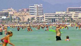 Maßnahmen gegen Überfüllung: Mallorca schränkt Tourismus ein