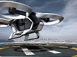 Die Zukunft? Oder alles Quatsch?: Wie realistisch Flugtaxis wirklich sind
