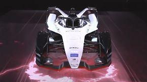 Elektrisiert in die Zukunft: Nissan setzt Rennauto unter Strom