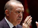 """""""Bis zur irakischen Grenze"""": Erdogan: Vertreiben YPG aus Nordsyrien"""