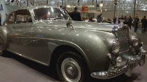 Legendäres Rallyeduo mischt Messe auf: Bremen Classic Motorshow lässt Oldtimer-Fans jubeln