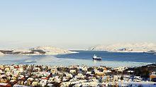 Zwischen Finnland und Norwegen: Nordländer planen Arktik-Eisenbahn