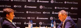Vorturnier zur Schach-WM: Mamedjarow setzt erstes Ausrufezeichen