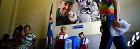 Wahl vor Castros Abschied: Kuba leitet historischen Führungswechsel ein