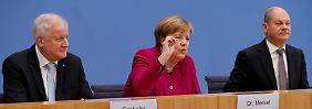 """Neuauflage der Regierung: """"Große Koalition für die kleinen Leute"""""""