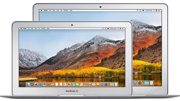 Das MacBook Air hat sich in den vergangenen Jahren kaum verändert und galt schon als Auslaufmodell.
