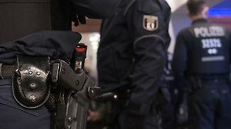 Festnahme wegen Korruptionsverdachts: Berliner Polizist soll Drogenhändler gewarnt haben