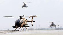 Helikopter von der Resterampe: Nato bastelt an Afghanistans Luftwaffe