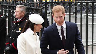 Promi-News des Tages: Prinz Harry macht den Fahrlehrer