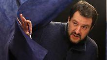 Lega-Chef will keine PD-Allianz: Italiens Rechtspopulisten stellen auf stur