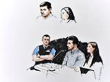 Grausame Bluttat in der Schweiz: Vierfachmörder muss lebenslang in Haft