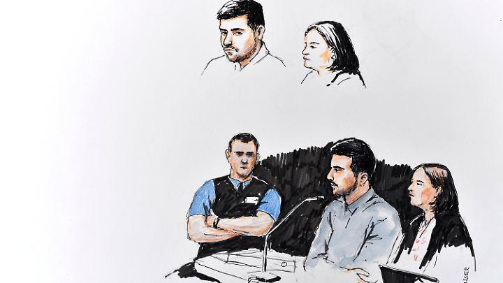 Dass nun ausgerechnet ein Mann aus der Nachbarschaft und obendrein ein Jugendtrainer des Fußballvereins auf der Anklagebank sitzt, war für viele Rupperswiler ein Schock.