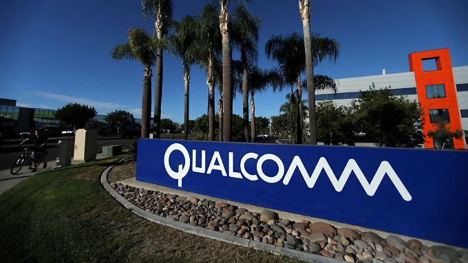 Sorge um nationale Sicherheit: Trump verbietet Übernahme  des Chipgiganten Qualcomm