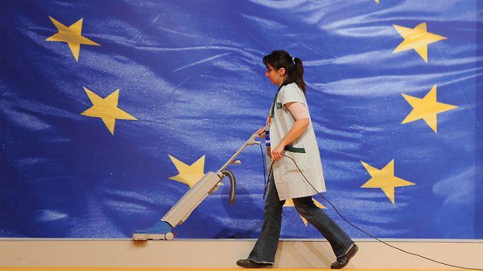Super-Behördenpläne aus Brüssel: ELA soll Millionen EU-Bürger vor Lohn- und Sozialdumping schützen.