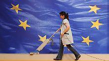 Vorstoß der Kommission: EU kündigt Super-Arbeitsbehörde an