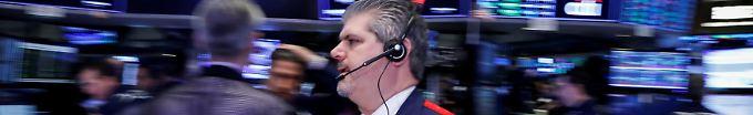 Der Börsen-Tag: 12:39 Steigende Renditen bremsen Wall Street
