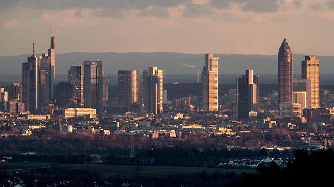 Frankfurt wappnet sich für den Brexit.