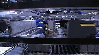 """Die Zukunft des Arbeitens: Messe """"Logimat"""" steht im Zeichen der Automatisierung"""