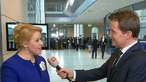 """Franziska Giffey über ihr Ministeramt: """"Ich hoffe, dass ich einiges bewegen kann"""""""