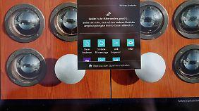 Über die Umgebungsfreigabe lassen sich Bilder und andere Dateien sehr einfach mit anderen Windows-10-Rechnern teilen.
