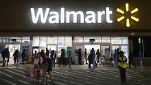 Milliardengeschäft an Haustüren: Walmart verschärft Liefer-Kampf mit Amazon