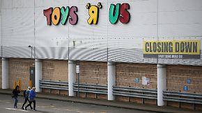 Deutsche Spielzeughersteller in Sorge: Toys'R'Us macht in den USA dicht