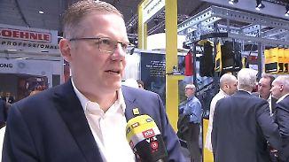 """Michael Mohr, SSI Schäfer: """"Wir wollen den Arbeitsplatz der Zukunft ergonomischer gestalten"""""""