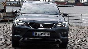 Dauerbrenner mit markanter Optik: Seat Ateca mischt den SUV-Markt auf