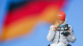 """Para-Biathlet Fleig holt Gold: """"Ich lebe gerade meinen Traum"""""""