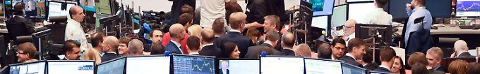 """Der Börsen-Tag: 15:18 Dax erlebt kurzfristig ein """"Horrorszenario"""""""