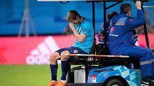WM-Countdown (89): Ein russisches Wort, drei verletzte Spieler