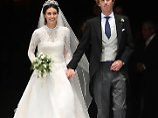 Welfenhochzeit in Lima: Prinz Christian heiratet peruanisches Model