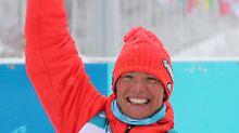 Fünfte Medaille in Pyeongchang: Eskau schnappt sich Langlauf-Silber