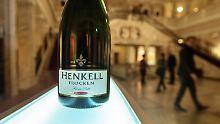 Der Wiesbadener Getränkehersteller Henkell expandiert erfolgreich.
