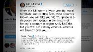 """""""Amerika wird über Sie triumphieren"""": Ex-CIA-Chef attackiert Trump auf Twitter"""