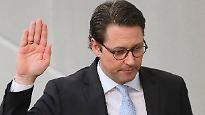 """50 Millionen Boni für Manager: Scheuer erwartet """"höhere Sensibilität"""" von Volkswagen"""