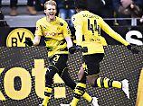 Salzburg-Blamage abgehakt: BVB gelingt Frustabbau gegen Hannover